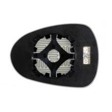 Элемент зеркала SEAT Ibiza IV 2008-н вр правый асферический с обогревом 83250800