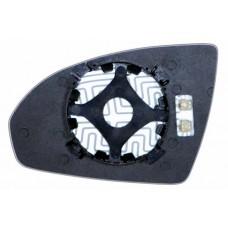 Элемент зеркала SMART Fortwo II 2007-н вр правый сферический с обогревом 85250709