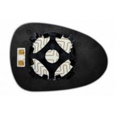Элемент зеркала TAGAZ C10 2011-н вр левый сферический с обогревом 90101108