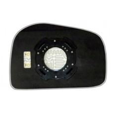 Элемент зеркала TAGAZ Road Partner 2008-н вр левый сферический с обогревом 90400808