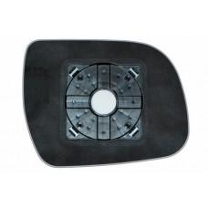 Элемент зеркала TOYOTA Highlander II 2007-н вр левый асферический без обогрева 92500701