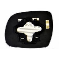 Элемент зеркала TOYOTA Highlander II 2011-н вр правый асферический с обогревом 92501100