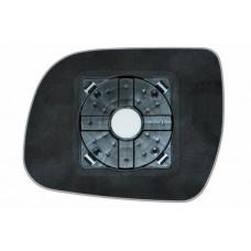 Элемент зеркала TOYOTA Vanguard 2007-н вр правый сферический без обогрева 92720704