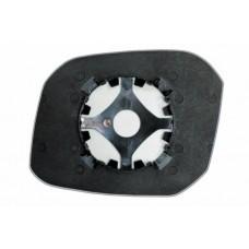 Элемент зеркала VOLKSWAGEN Caddy IV 2015-н вр правый асферический без обогрева 93101505