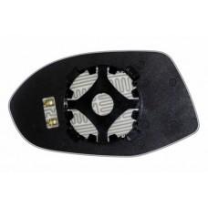 Элемент зеркала AUDI A7 2011-н вр правый сферический с обогревом 94171109