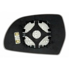 Элемент зеркала AUDI A8 2005-н вр правый асферический с обогревом 94180800