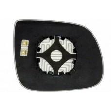 Элемент зеркала AUDI Q7 2010-н вр левый асферический с обогревом 94571006