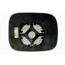 Элемент зеркала VOLVO XC-70 2008-н вр левый асферический с обогревом 95600806