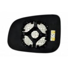 Элемент зеркала VOLVO S-60 2011-н вр правый асферический с обогревом 95601100