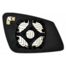 Элемент зеркала BMW X-1 E84 2012-н вр левый асферический с обогревом 99011206
